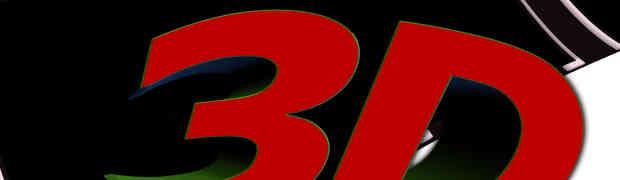 Appell: Kino in 3D und die bösen Raubkopierer