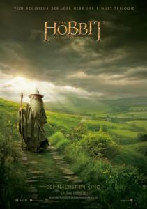 Der Hobbit Plakat