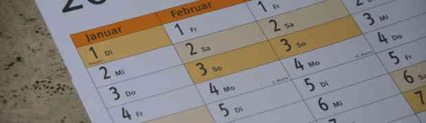 Tipp: Brückentage 2013 - Urlaub richtig planen
