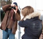 Sehen, konzentrieren und das passende Foto machen...