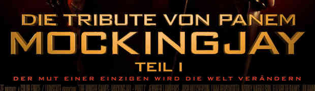 Film-Rezension: Die Tribute von Panem - Mockingjay, Teil 1