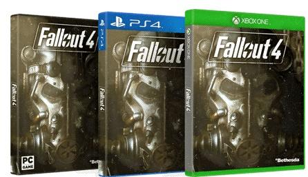 Fallout 4 Boxart