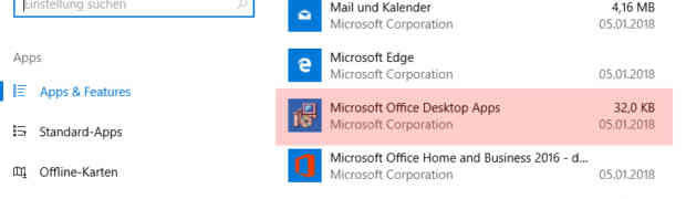 Outlook - Signaturen Button ohne Funktion